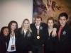 Multi medalists